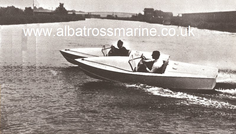 albatross speed boat