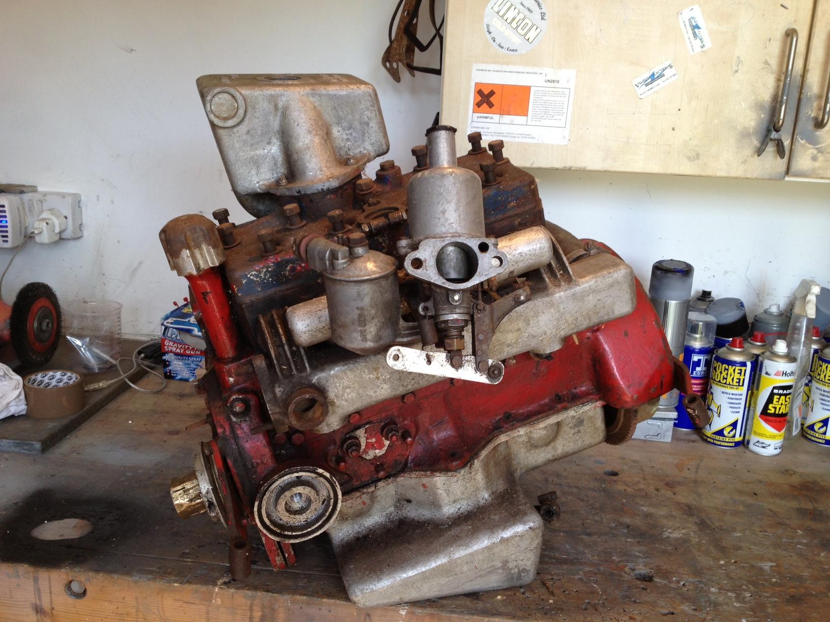 albatross engine