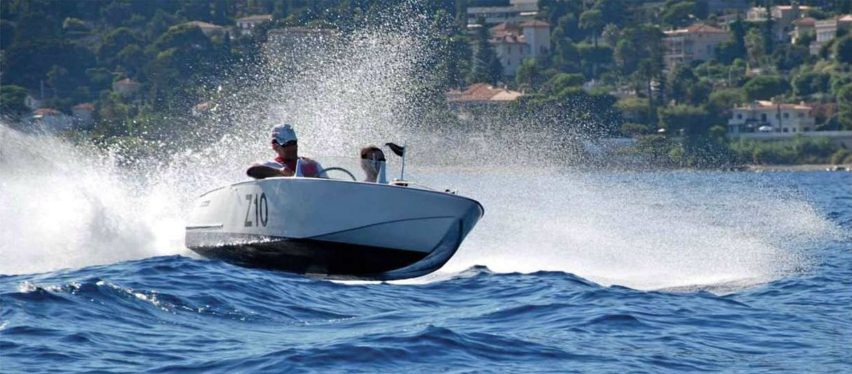 climax albatross classic boat