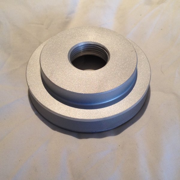 albatross 100e front pulley