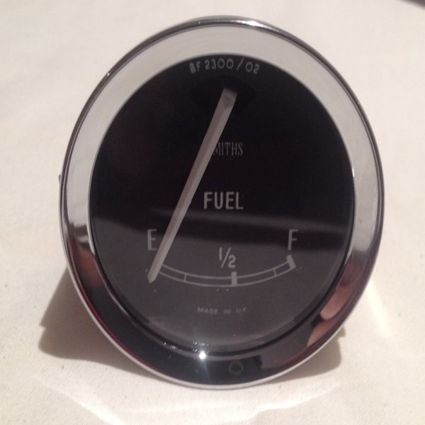 albatross fuel gauge