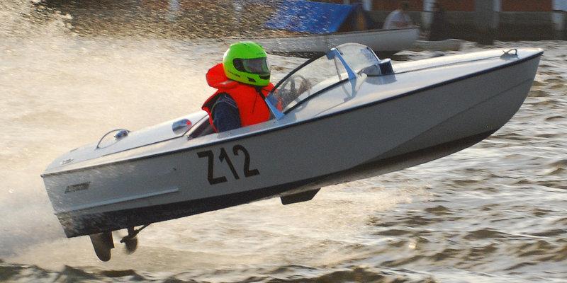 Albatross racing