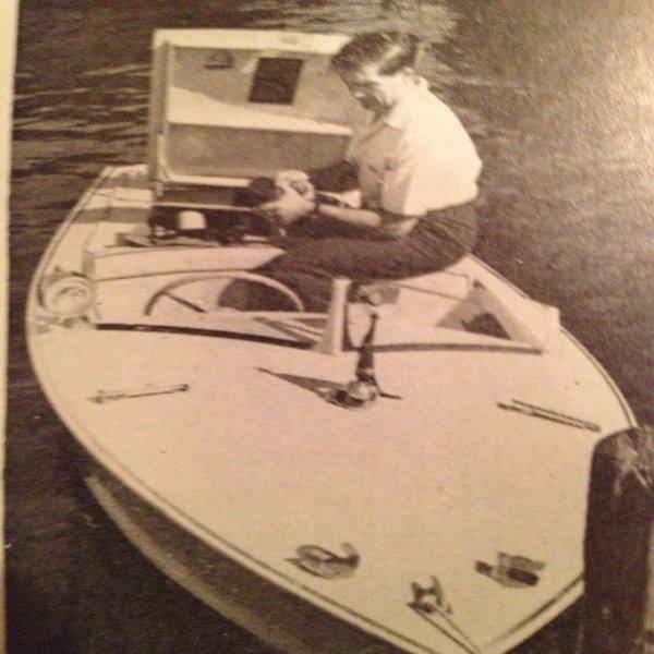 albatross speedboat