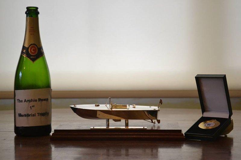 albatross racing trophy