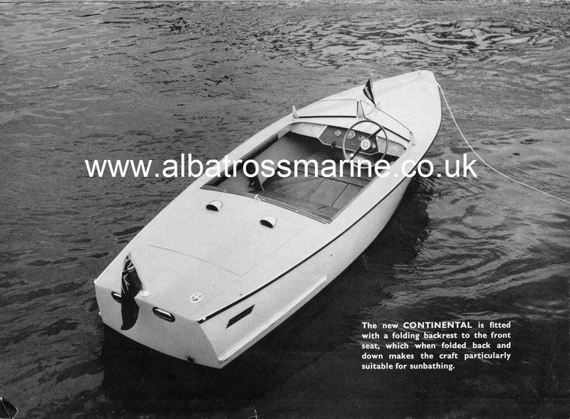 albatross continental mk2