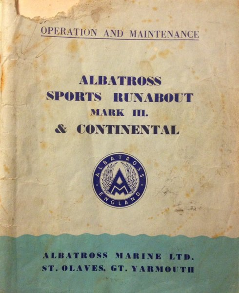 albatross manual