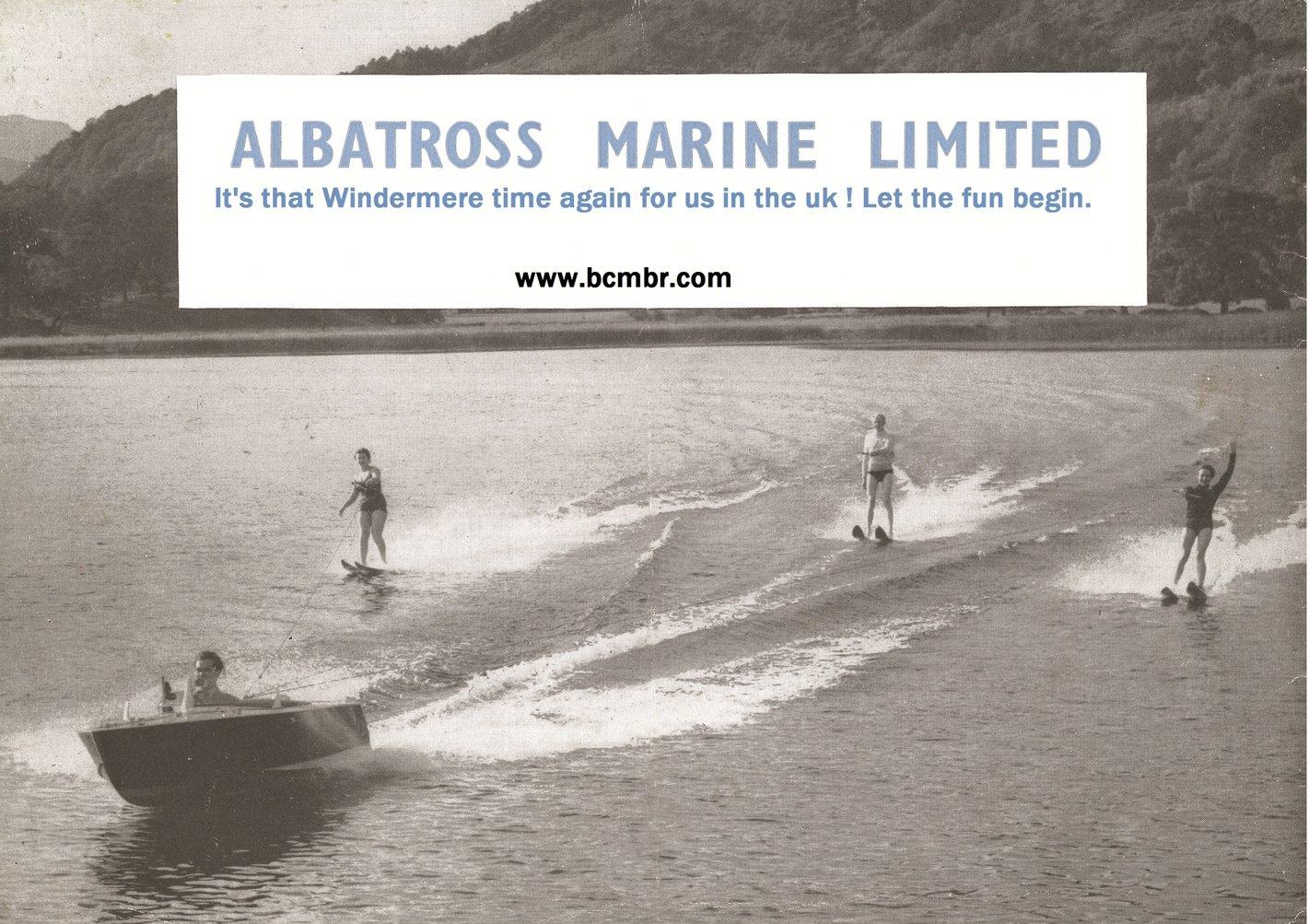 albatross windermere