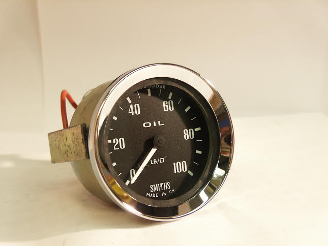 albatross oil pressure gauge