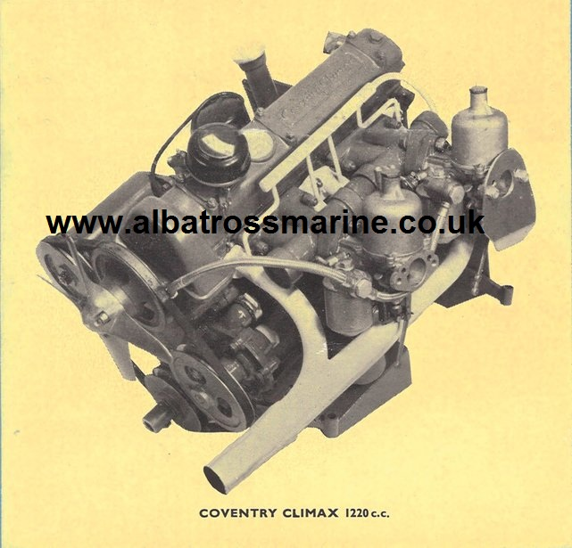 albatross coventry climax