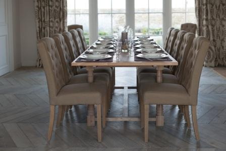 London Neptune Dining Furniture