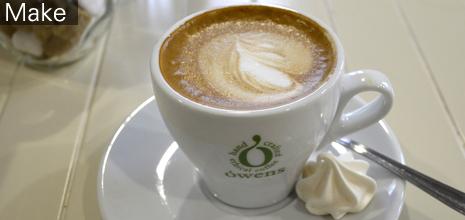 Coffee at Make