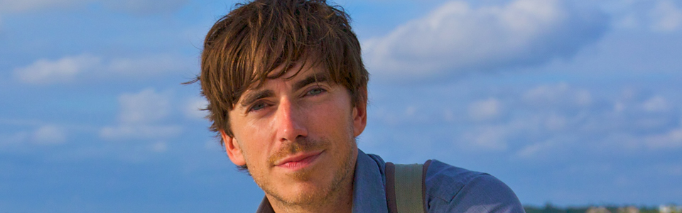 Simon Reeve - photo by Ruth Mayer