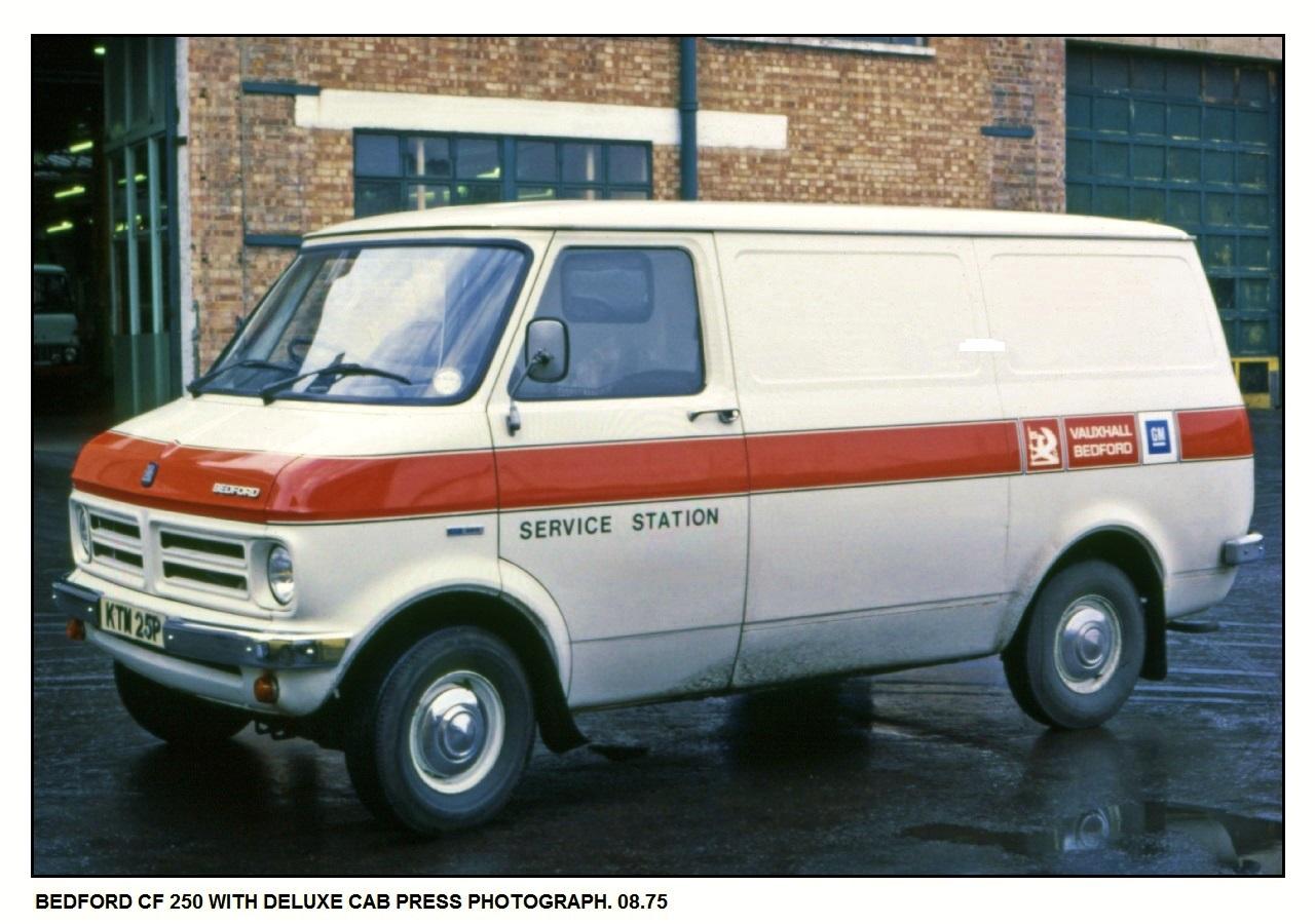Bedford 97000 - CF & CF2