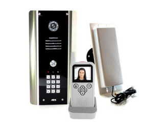 750 ABK DECT  Long Range Wireless Video Gate Intercom
