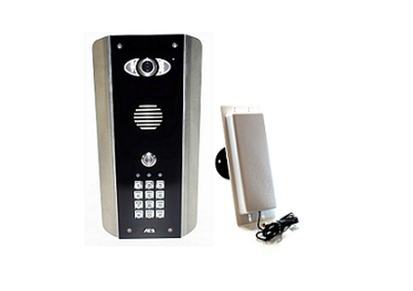 PRED2-WiFi-ABK WIFI gate intercom with keypad