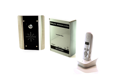 AES 603 DECT AB WIRELESS INTERCOM NO KEYPAD