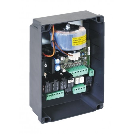 AS05560 Gibidi BR24 Barrier 24v Control panel