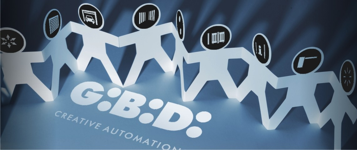 GIBIDI automation kidderminster