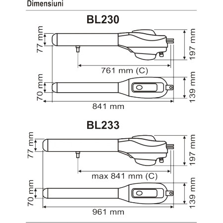 BAND BL233 GIBIDI MOTORS