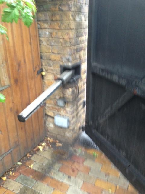 broken gate aston