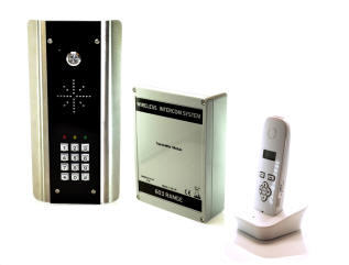 603 DECT ABK with Keypad D.E.C.T Wireless Intercom.