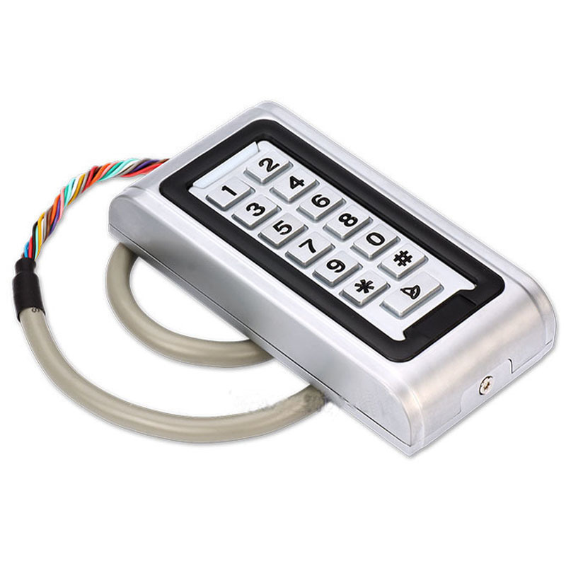 SLIM keypad IP 68
