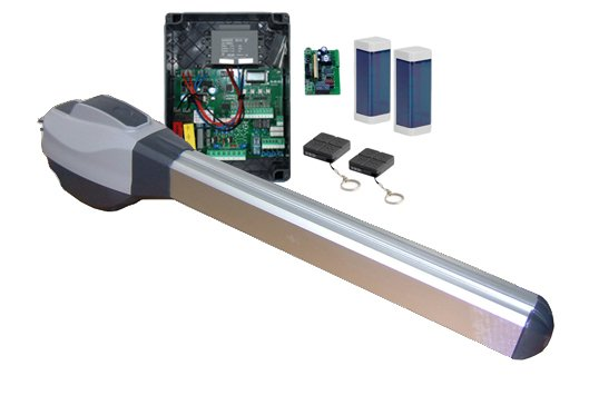 1 x MEKA BL233 Single long stroke electro-mechanical ram system ( 230v )