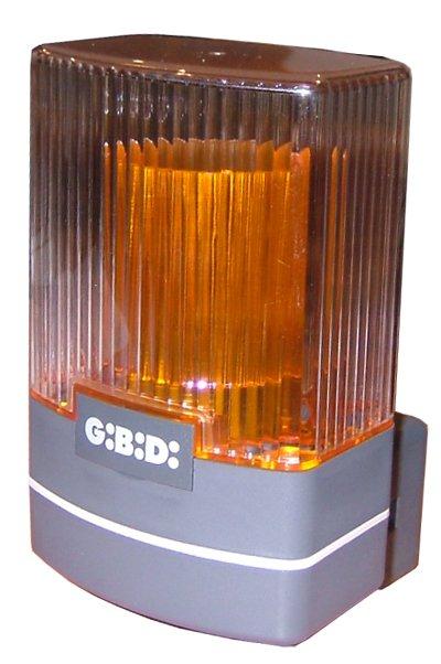 AU70724 Gibidi warning light 24v