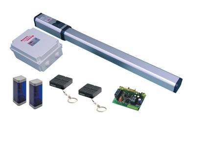 1 x T291 Single industrial hydraulic ram system (230v)