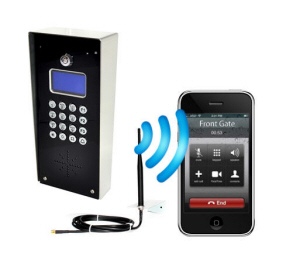 Multi-Com 500  Multi-Apartment GSM Intercom AES