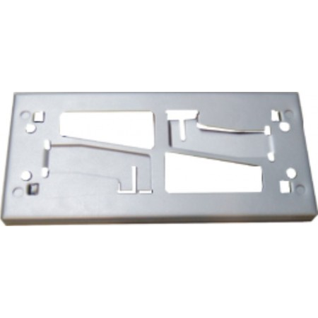 Gibidi sliding gate foundation plate