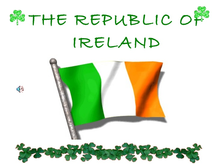 Gibidi Republic of Ireland