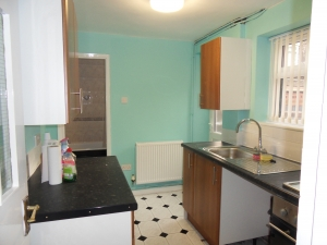 Kitchen after Refurbishment