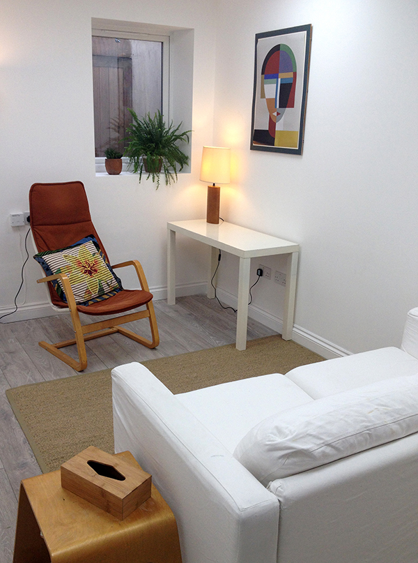 New Consulting Room - North Cross Road