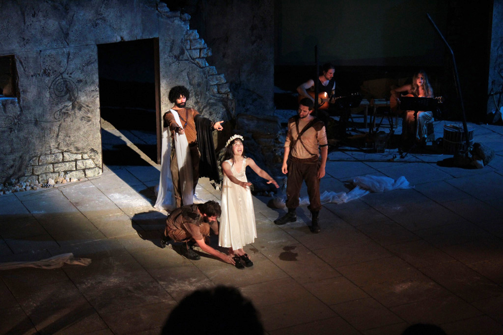 15th International Festival of Ancient Greek Drama, Cyprus - July 2011