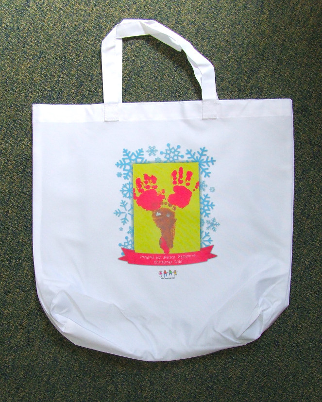 Personalised Shopperbag