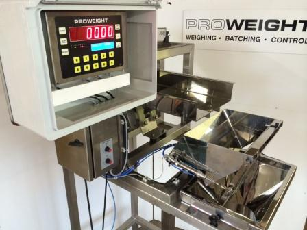 Proweight Automatic Batch Weigher.