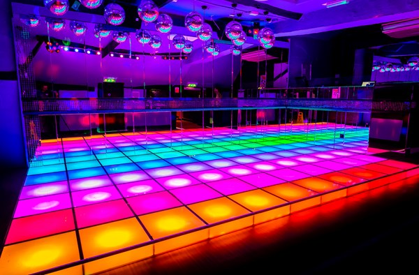 LED Disco Dancefloors