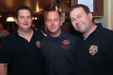 Stuart, Andy & Chris Simmonds