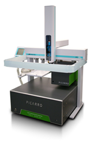 Picarro Isotopic Water analyser