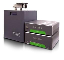 Picarro modulo de combustion con analizador isotopico de CO2