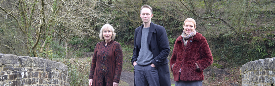 Liz Shakespeare, Nick Wyke, Becki Driscoll