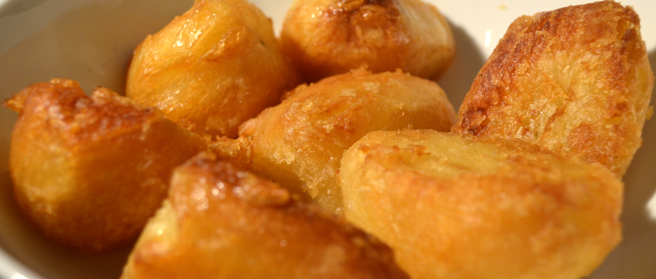 My roasties