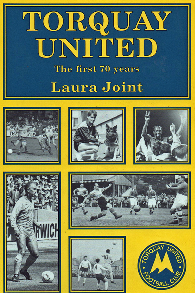 Cover of Torquay United book
