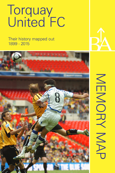 Torquay United Memory Map