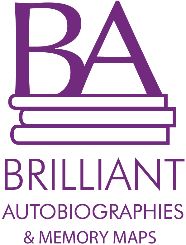 Brilliant Autobiographies logo