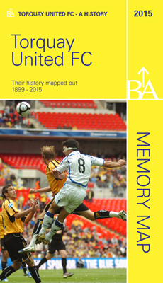 Torquay United Map cover