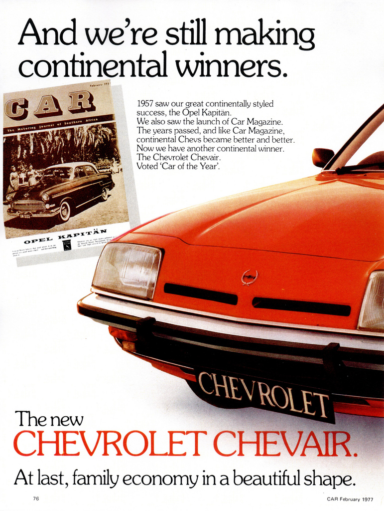 Chevroletchevair on 1982 Cavalier 4 Door