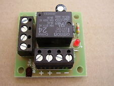 24v ac/dc Mini Handy little Relay board, ideal for security