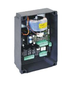 AS05590 GIBIDI BA24 CONTROL PANEL FOR SINGLE OR TWIN GATES WITH 24V MOTORS